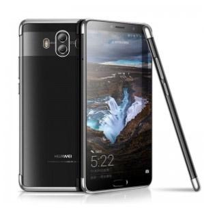 Huawei SoftGel ovitek srebrn