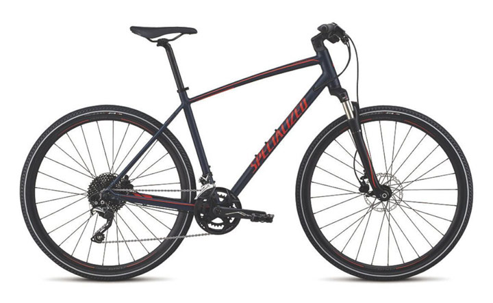 Treking kolo Specialized Crosstrail Elite