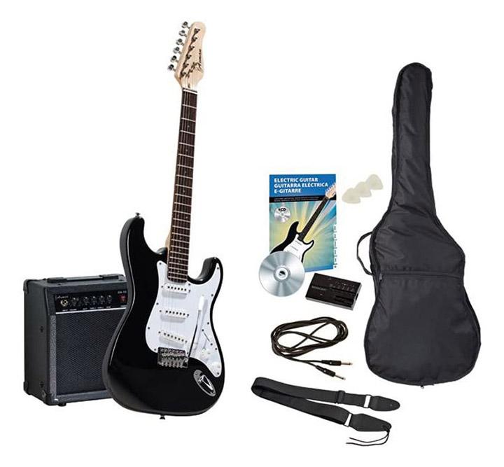 Električna kitara z ojačevalcem Axman